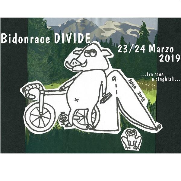 Bidonrace Divide 23/24 Marzo